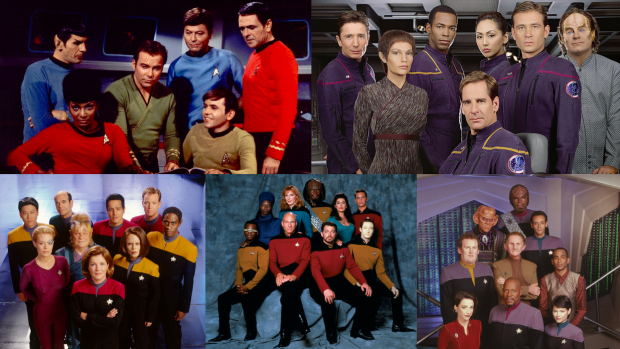 star-trek-five-casts